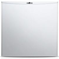 美的(Midea) BC-45M 45升 单门冷藏家用小冰箱 节能静音不占地(白色)