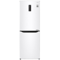 LG GR-M29PNPQ 288升大容量線性變頻風冷無霜雙門冰箱  電腦控制 故障智能檢測(白色)