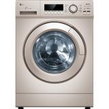 三洋(SANYO)XQG80-F8130WCIZ 8公斤滚筒洗衣机全自动 空气洗 京东微联智能APP控制(金色)