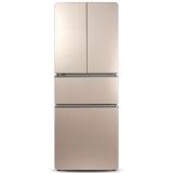 TCL BCD-282KR50 282升 冷藏自动除霜 电脑温控 法式多门冰箱(流光金)