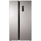 TCL BCD-515WEPZ50 515升 双变频对开门冰箱 风冷无霜 电脑温控 节能静音(典雅银)
