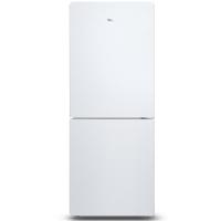 TCL BCD-163KF1 163升 一体成型 全局光 双门冰箱(芭蕾白)
