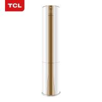 TCL 大2匹 智能 变频 二级能效 冷暖 圆柱柜式 空调柜机(KFRd-51LW/DY22BpA)