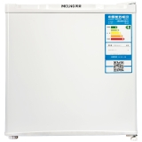 美菱(MeiLing)BC-46 46升迷你冷藏单门冰箱 一级能效(白)