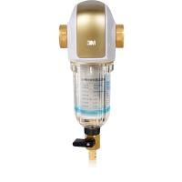 3M 家用前置净水器无需换芯中央前置过滤器40微米过滤 BFS3-40GL