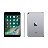 Apple iPad mini 4 平板电脑 7.9英寸(128G WLAN版/A8芯片/Retina显示屏/Touch ID技术 MK9N2CH)深空灰色