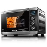 北美电器(ACA)电烤箱家用 40L电子式 高端智能背部大热风M4016AB