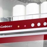 康宝(Canbo)二星级168系列 厨房高温家用 消毒柜立式 商用消毒碗柜ZTP168F-3(H)