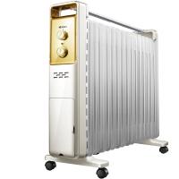 [京东下架品种]艾美特(Airmate)取暖器/家用电暖器/电暖气 15片电热油汀 HU1517-W