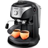 意大利德龙(Delonghi) EC221.B 泵压式咖啡机 家用 商用 泵压式 意式 卡布奇诺 花式咖啡
