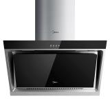 美的(Midea)大尺寸 大面板側吸式抽油煙機灶具套裝(天然氣) CXW-180-DJ118