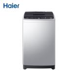 海尔(Haier)9公斤智能APP操控全自动波轮洗衣机 智能模糊控制 3年质保 EB90M2SU1