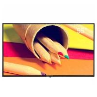 美丽加(HOME BEAUTY) EHT55H08UA55英寸UHD 4K超高清网络智能WIFI LED电视 商显品牌