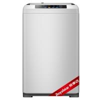 荣事达(Royalstar)WT5027M5R 5.5公斤全自动波轮洗衣机 变速洗 智能全模糊控制 二步净功能 (亮灰色)