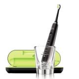 飞利浦(PHILIPS) 电动牙刷HX9352/04 钻石亮白型 充电式成人声波震动 魅力黑钻
