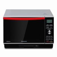 松下(Panasonic)NN-DS581M 变频蒸汽微波炉 烧烤烘焙一体 一级能效 27升