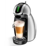 雀巢咖啡多趣酷思(Nescafe Dolce Gusto)胶囊咖啡机 家用 商用 全自动 升级款 Genio银色