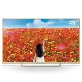 索尼(SONY)U9 49英寸4K超高清 安卓5.0系统智能液晶电视(49X8000C金色尊享版)