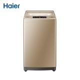 海尔(Haier)EB80BDF9GU1  8公斤直驱变频全自动波轮洗衣机  双智能系统 特色幂动力