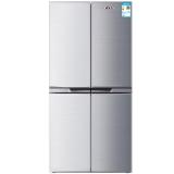 韩电(KEG)BCD-389CV4J 389升 十字对开门电冰箱 多门多温冷藏冷冻节能家用(雅银拉丝)