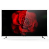 康佳(KONKA)LED55S8000U 55英寸 4K超高清智能电视 银色 包挂架+安装费 一价全包