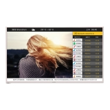 康佳(KONKA)LED50V6 4K全高清商显电视 香槟金色 包挂架+安装费 一价全包