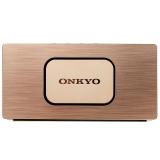 安桥 ONKYO Levoke23(W) 蓝牙音响 迷你音响 手机音响 便携式扬声器(金色)