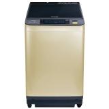 松下(Panasonic)变频直驱电机 8公斤大容量全自动波轮洗衣机 离心力 羊毛洗(香槟金)XQB80-X8156