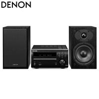 天龍(DENON)RCD-M40 音響 音箱 CD機 USB播放機 HIFI迷你組合 桌面臺式CD音響 家庭音響 黑色