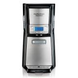 汉美驰(Hamilton Beach)咖啡机 美式免滤纸家用 办公滴漏式 预约 保鲜功能 48465-CN