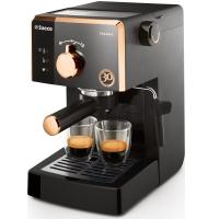 飞利浦(PHILIPS)咖啡机 Saeco30周年纪念款 意式半自动带奶泡机 HD8323/25