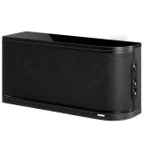 安桥(ONKYO)QBX-301 迷你音响 组合音响 无线音乐系统 QQ音乐平台 无线扬声器(黑色)