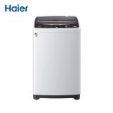 海尔(Haier)8公斤直驱变频波轮全自动洗衣机 京东微联智能APP控制 EB80BM2WU1