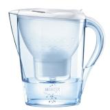 碧然德(BRITA)过滤净水器 家用滤水壶 净水壶 Marella 金典系列 3.5L(白色)