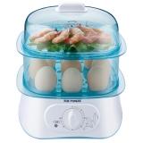 天际(TONZE)煮蛋器 蒸蛋器双层家用早餐机DZG-W30Q