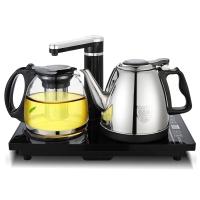 科立泰(QLT)自动抽水壶上水壶电茶盘304不锈钢电热水壶电子茶盘泡茶机茶具套装QLT-T1280