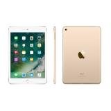 Apple iPad mini 4 平板电脑 7.9英寸(128G WLAN版/A8芯片/Retina显示屏/Touch ID技术 MK9Q2CH)金色