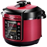 美的(Midea)電壓力鍋 七段調壓 收汁入味 WQC60A5 6L大容量高壓鍋