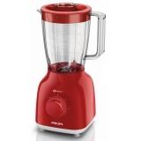飞利浦(PHILIPS)料理机 家用搅拌可榨汁做果汁 HR2100/50