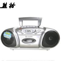 熊猫(PANDA)F-338 收录机 磁带复读机 播放器 播放机 两波段 英语学习机