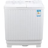 康佳(KONKA)XPB70-712S 7公斤 半自动洗衣机 双缸(白色)