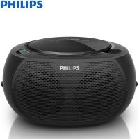 飞利浦(PHILIPS)AZ380/93 CD机 cd播放器 便携收录机 胎教机 学习机 收音机 U盘播放器 迷你音响