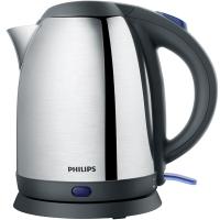 飞利浦(PHILIPS)电热水壶 304不锈钢烧水壶 HD9313/21 1.5L电水壶