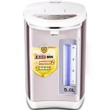 奥克斯(AUX)5L电开水瓶304不锈钢内胆五段保温电动出水电水壶烧水壶HX-8155