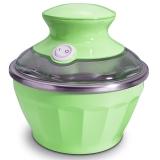 美国·汉美驰(Hamilton Beach)68554-CN 冰淇淋机(绿色单碗)家用软冰激凌机