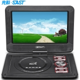 先科(SAST)ST-911 dvd播放机便携式影碟机移动dvdvcd播放机 9英寸