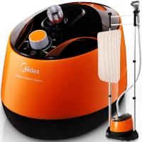 美的(Midea)3L 双杆 蒸汽挂烫机 家用手持/挂式电熨斗YGD30A1(橙色)