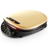 美的(Midea)电饼铛JCN30C 速脆技术煎烤机 6大菜单 操作简单