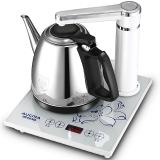 澳柯玛(AUCMA)ADK-1350H23 不锈钢自动上水电水壶茶具套装