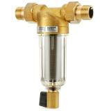 霍尼韦尔(Honeywell)家用前置过滤器德国原装进口保护家庭用水管道净水器FF06-3/4AA